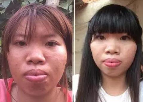 越南女孩郭金凤